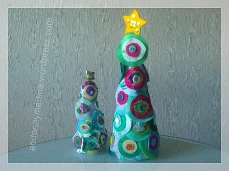 Árbol de Navidad III